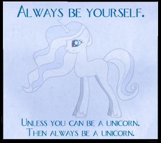 Humor: Unicorn
