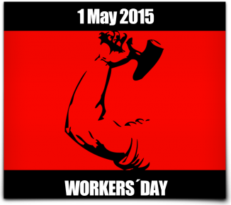 May 1st worker arm