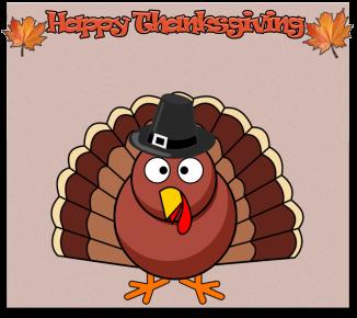 Thanksgiving big turkey