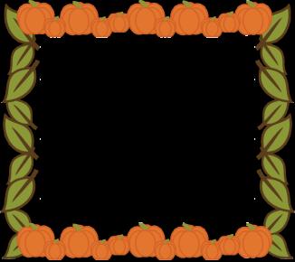 Thanksgiving frame 2