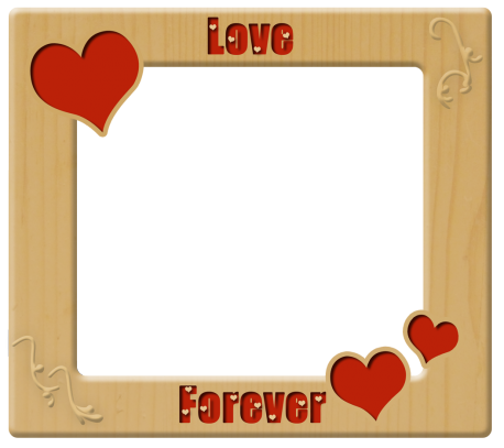 NOS Apps Templates - All - Category: Picture frames - Image: Love frame