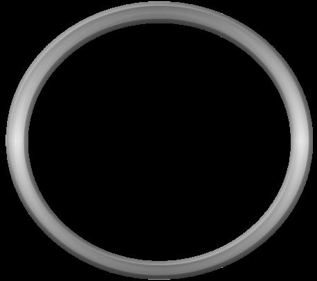 round metal frame - Metal Picture Frames